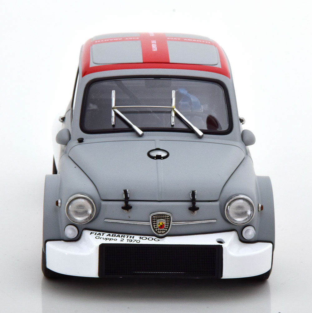 1/18 Fiat-Abarth 1000 TCR