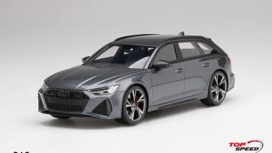 Photo de 1/18 : Voici la nouvelle Audi RS 6 de TopSpeed