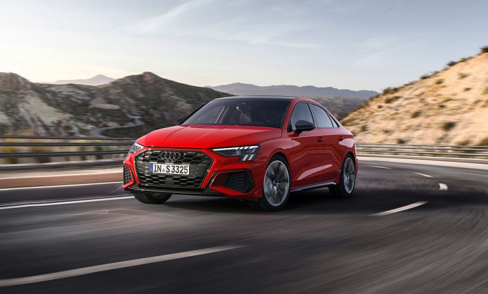 Audi S3 Berline 2020