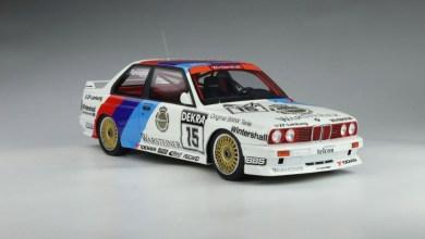 Photo de 1/12 : Précommandez la BMW M3 E30 Warsteiner chez OttO