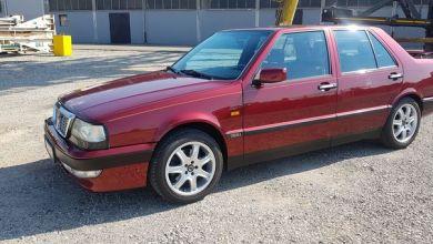 Photo de Une rare Lancia Thema 8.32 est à vendre