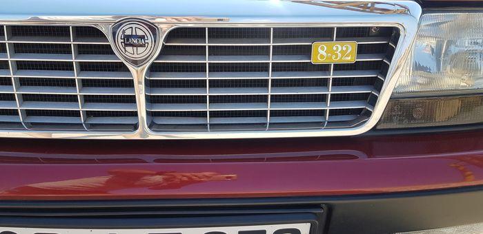 Sigle Lancia Thema 8.32