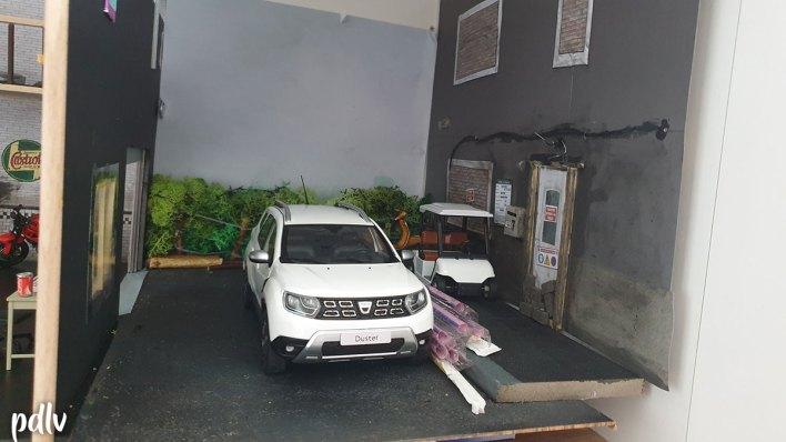 Mini PDLV studio avec Dacia Duster