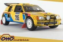 Photo of 1/18 : La Peugeot 205 T16 Grand Raid annoncée chez OttO