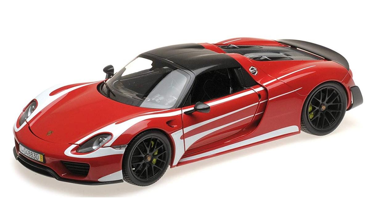 1/18 Porsche 918 Spyder Minichamps 110062442