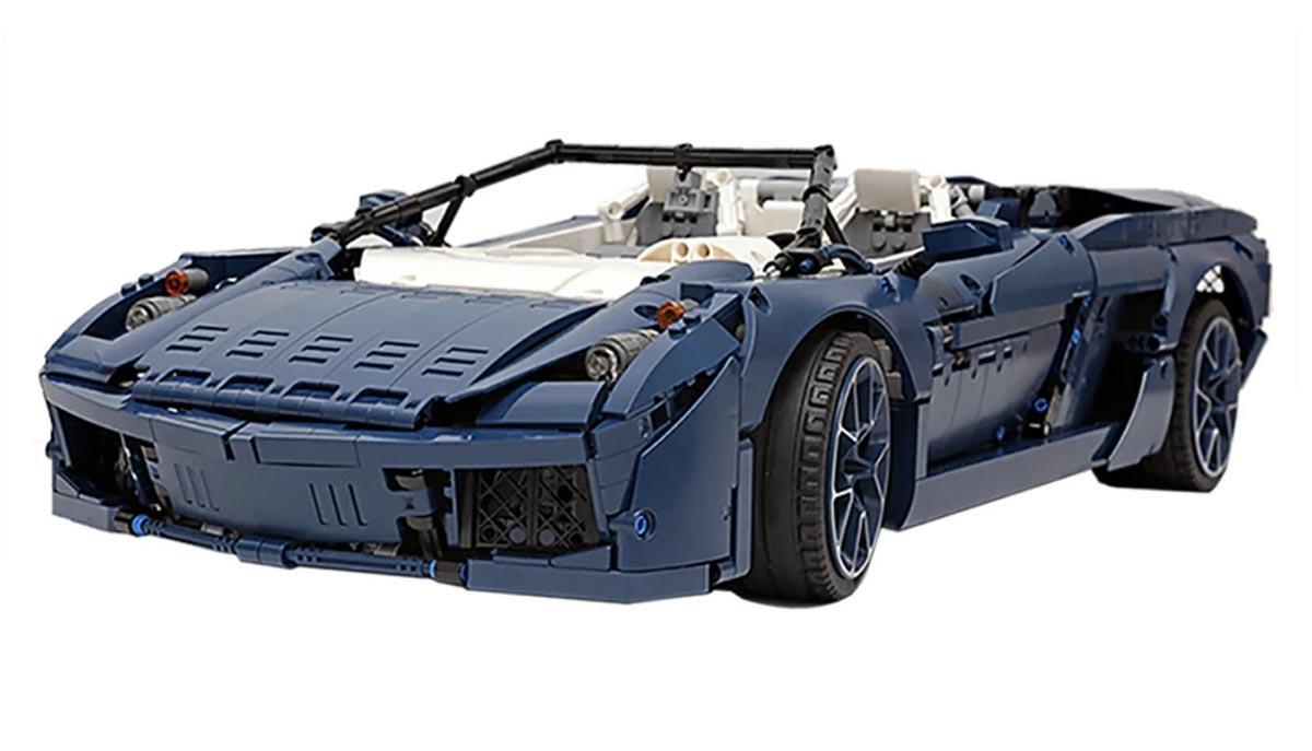 Lamborghini Gallardo à construire