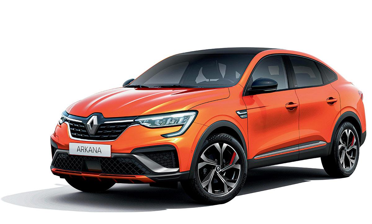Renault Arkana R.S. Line