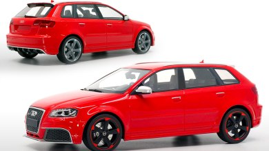 Photo de 1/18 : L'Audi RS 3 de DNA Collectibles est disponible