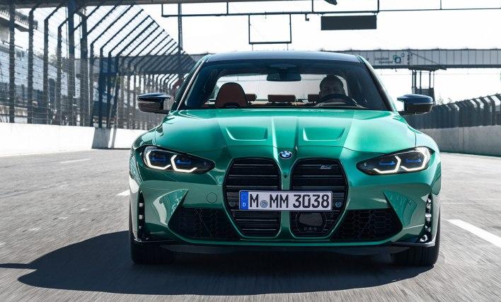 Avant BMW M3 2020