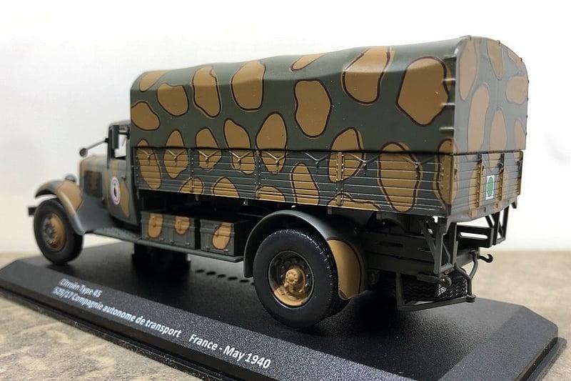 1/43 Citroën Type 45 militaire