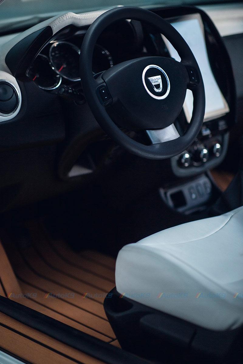 Dacia Duster Summer Auto K9