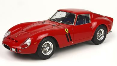 Photo de 1/18 : La Ferrari 250 GTO de BBR est disponible