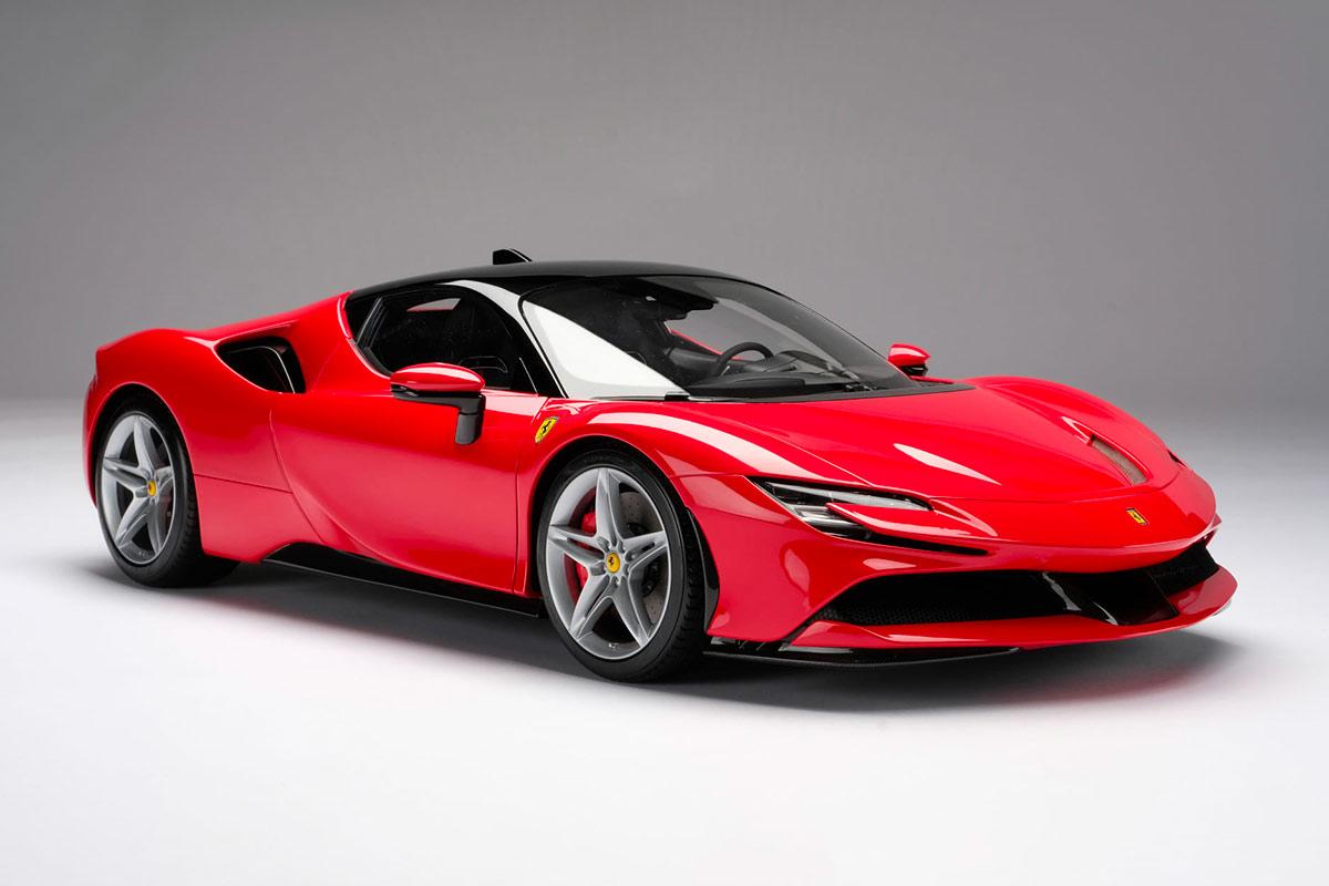 Ferrari F90 Stradale