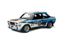 Photo de 1/12 : OttOmobile sort la Fiat 131 Abarth RMC
