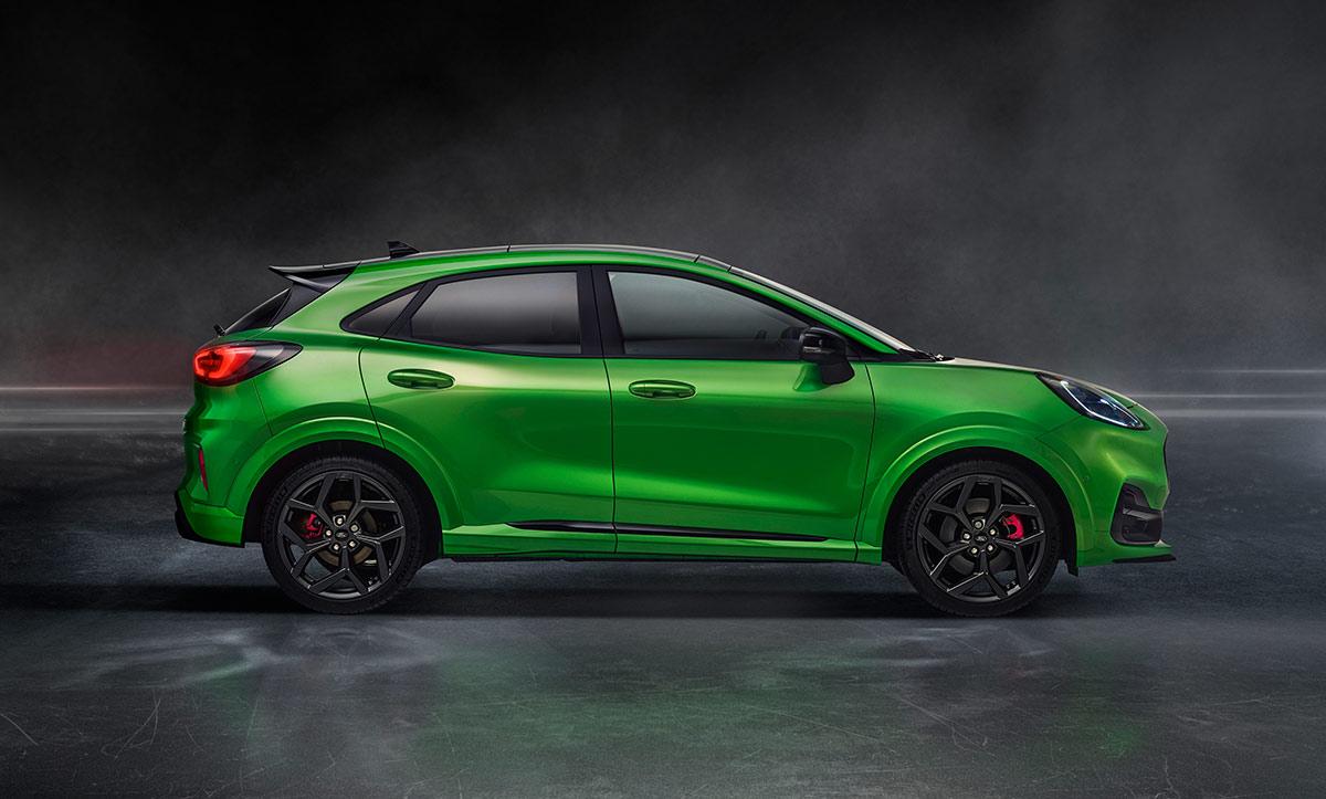 Profil Ford Puma ST