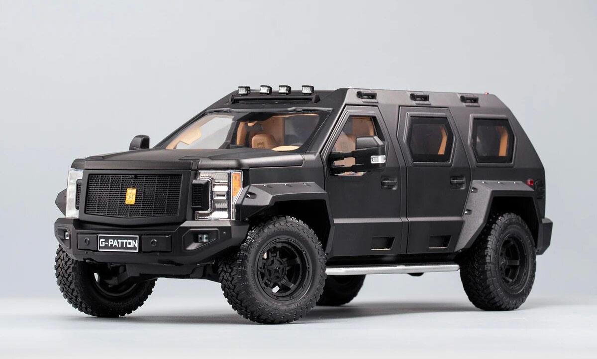 1/18 G-Pattron Super SUV KengFai