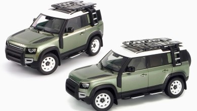 1/18 Land Rover Defender Almost Real