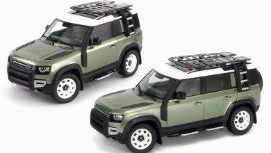 Photo de 1/18 : Almost Real révèle ses Land Rover Defender 90 et 110