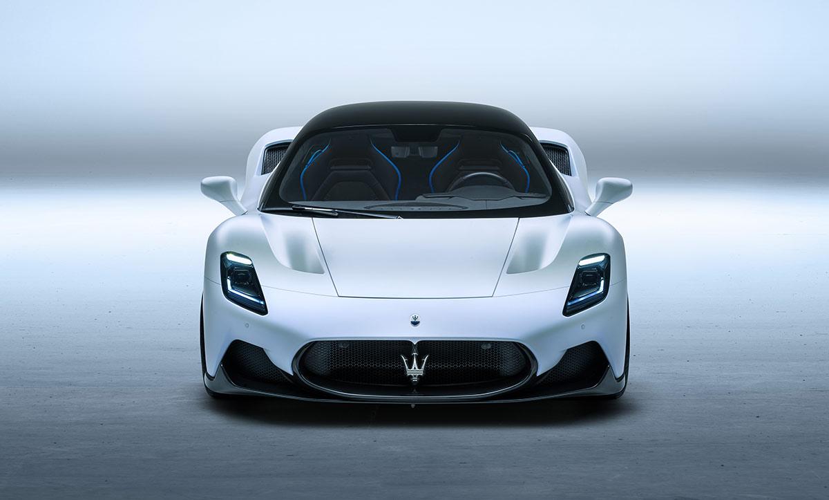 Avant Maserati MC20