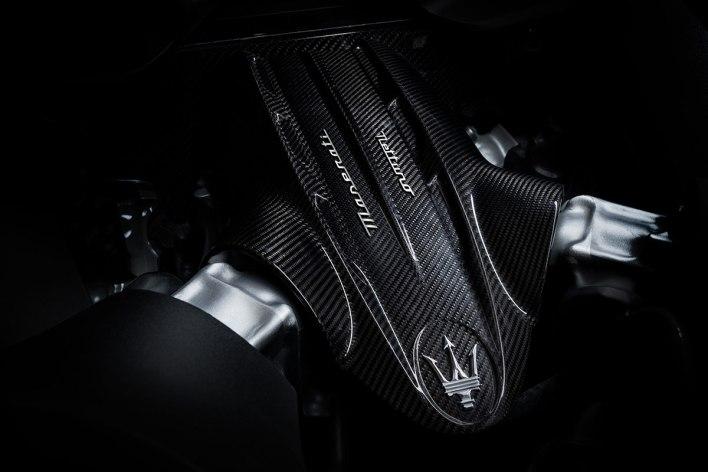 Moteur Maserati MC20