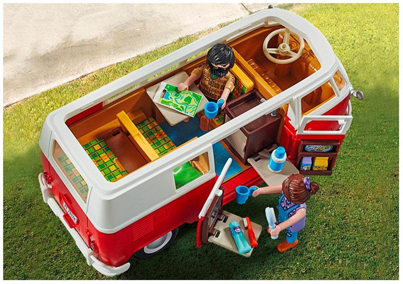 Volkswagen Combi Playmobil