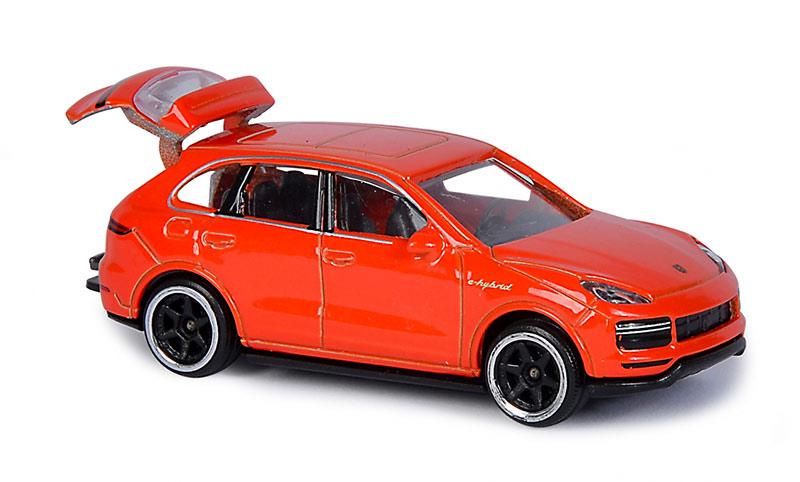 Porsche Cayenne Majorette