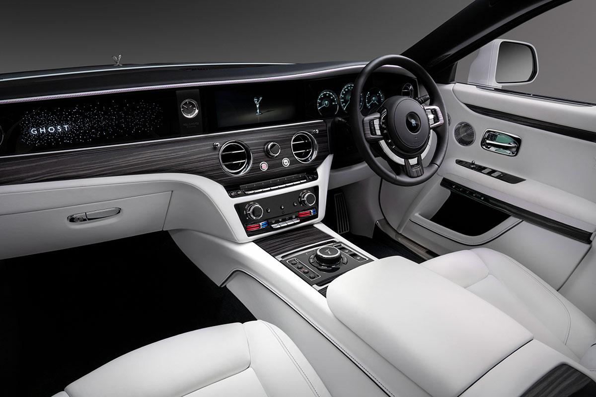Sièges Rolls Royce Ghost 2020