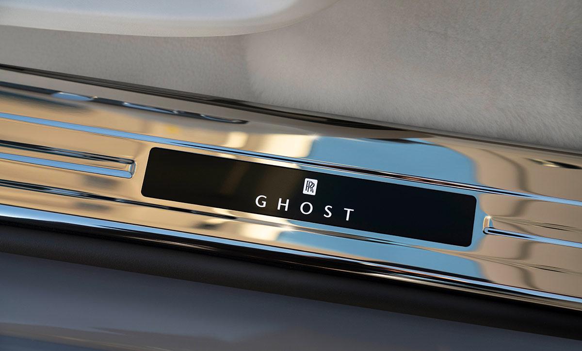 Seuil de porte Rolls Royce Ghost 2020
