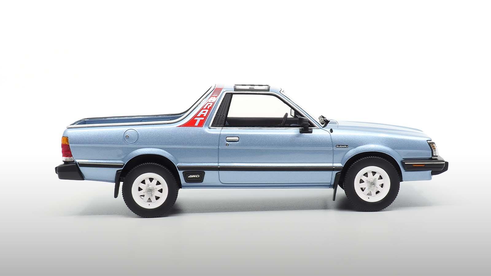 1/18 Subaru Brat DNA