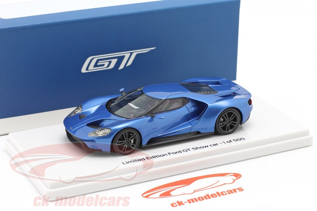 1/43 Ford GT TrueScale Models