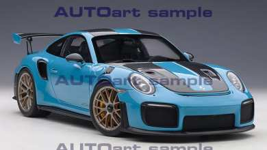 Photo de 1/18 : Voici la Porsche 911 (991) GT2 RS AUTOart