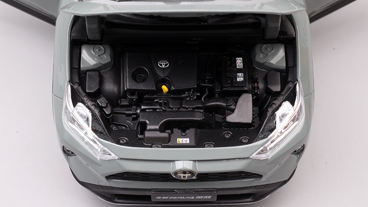 1/18 Toyota RAV4 Paudi moteur
