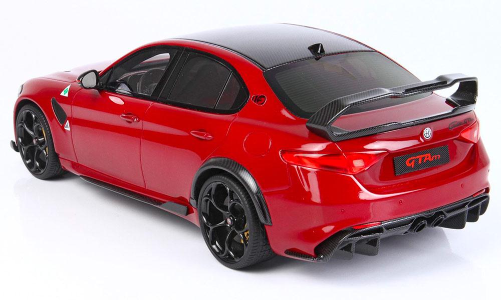 1/18 Alfa Romeo Giulia GTAm BBR