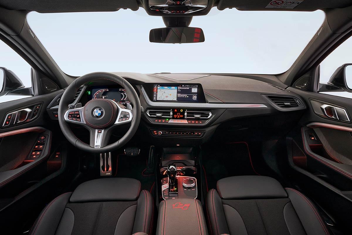 BMW 128ti tableau de bord