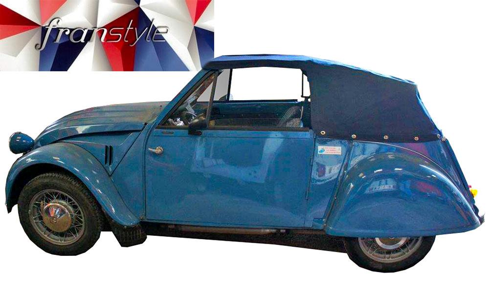 1/43 Citroën 2CV Sarhy Cabriolet
