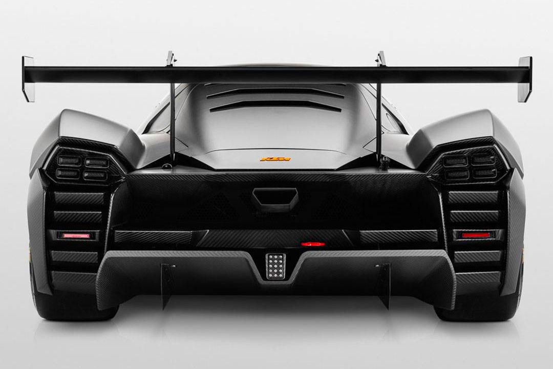 KTM X-Bow GTX arrière