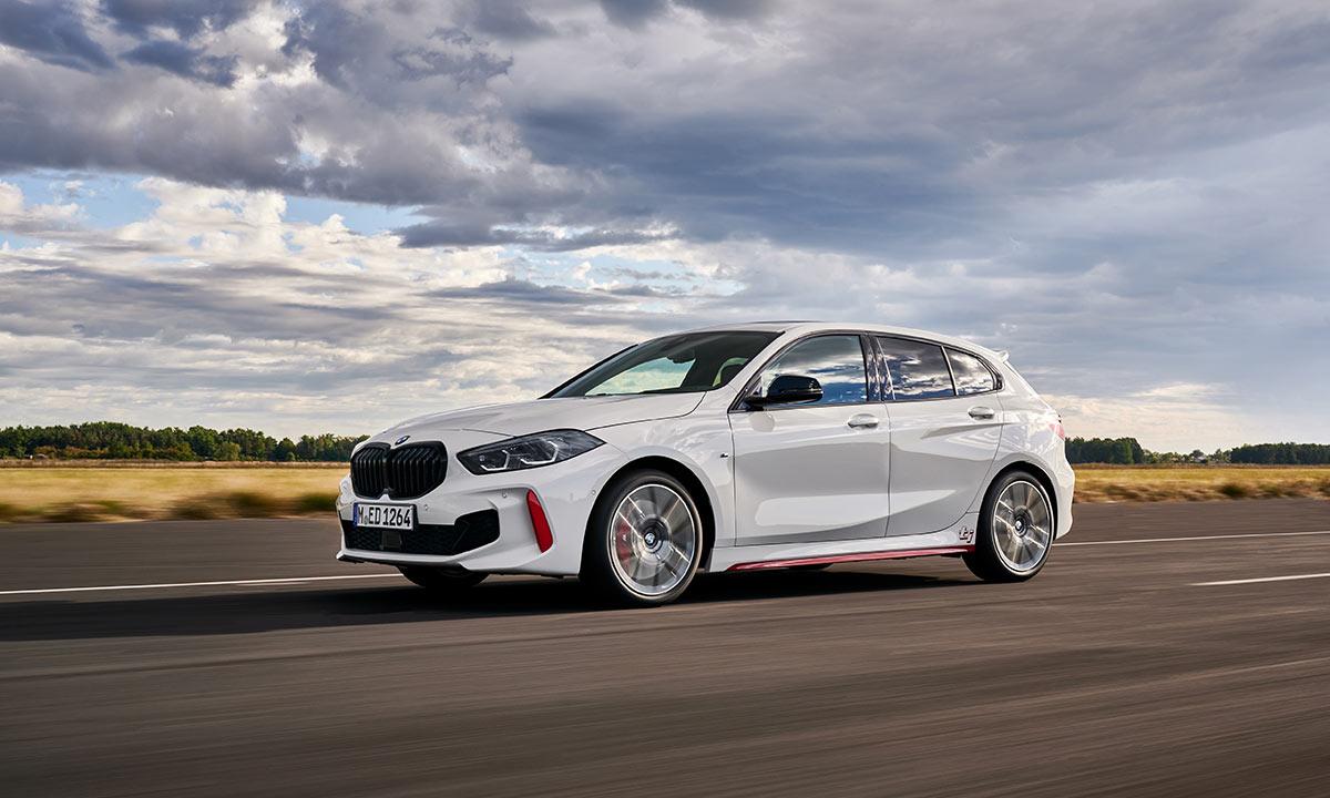 BMW 128ti sur circuit