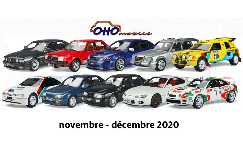 OttOmobile nouveautés 2020