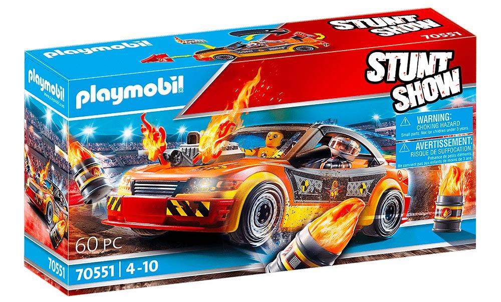 70551 Playmobil Stunt Show