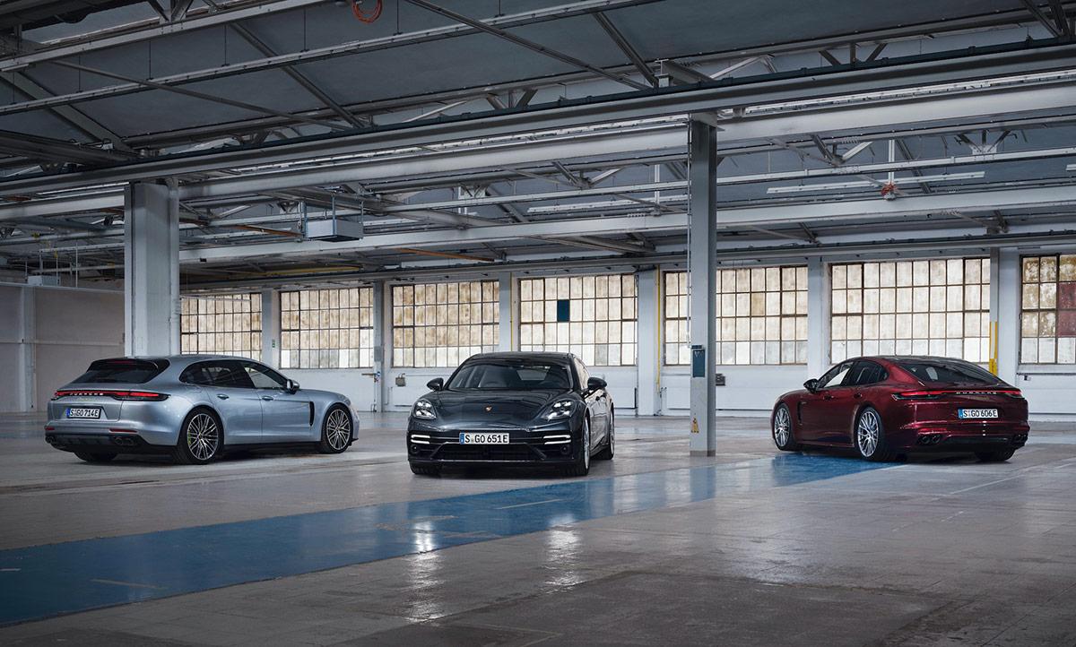 Porsche Panamerahybride