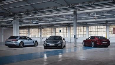 Photo de La Porsche Panamera hybride peut atteindre 700 chevaux