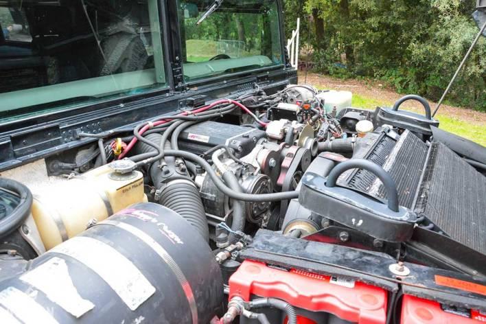 Hummer H1 V8 5.7 litres
