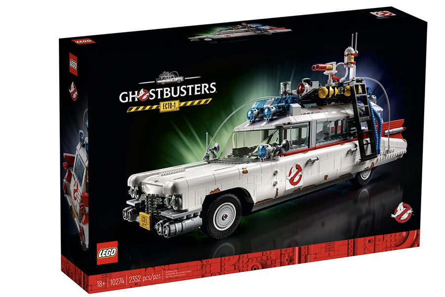 box 10274 Lego Ghostbusters