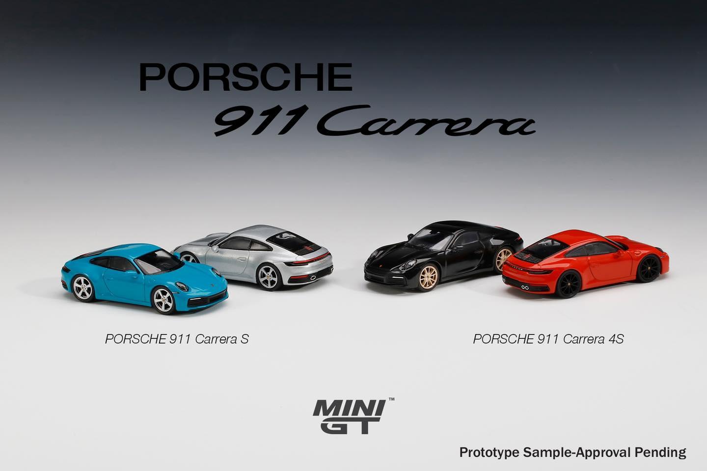 1/64 Porsche 911 Mini GT
