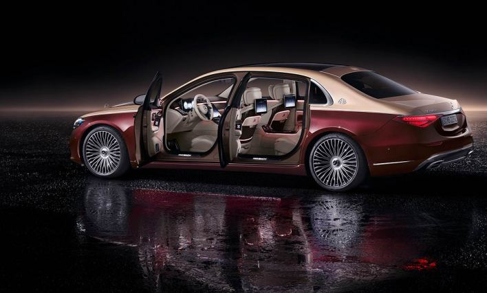 Mercedes Maybach Classe S