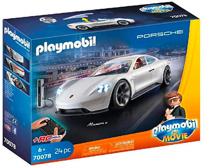 Playmobil 70078 Porsche Mission E