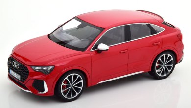 5012013651 Audi RS Q3 Minichamps