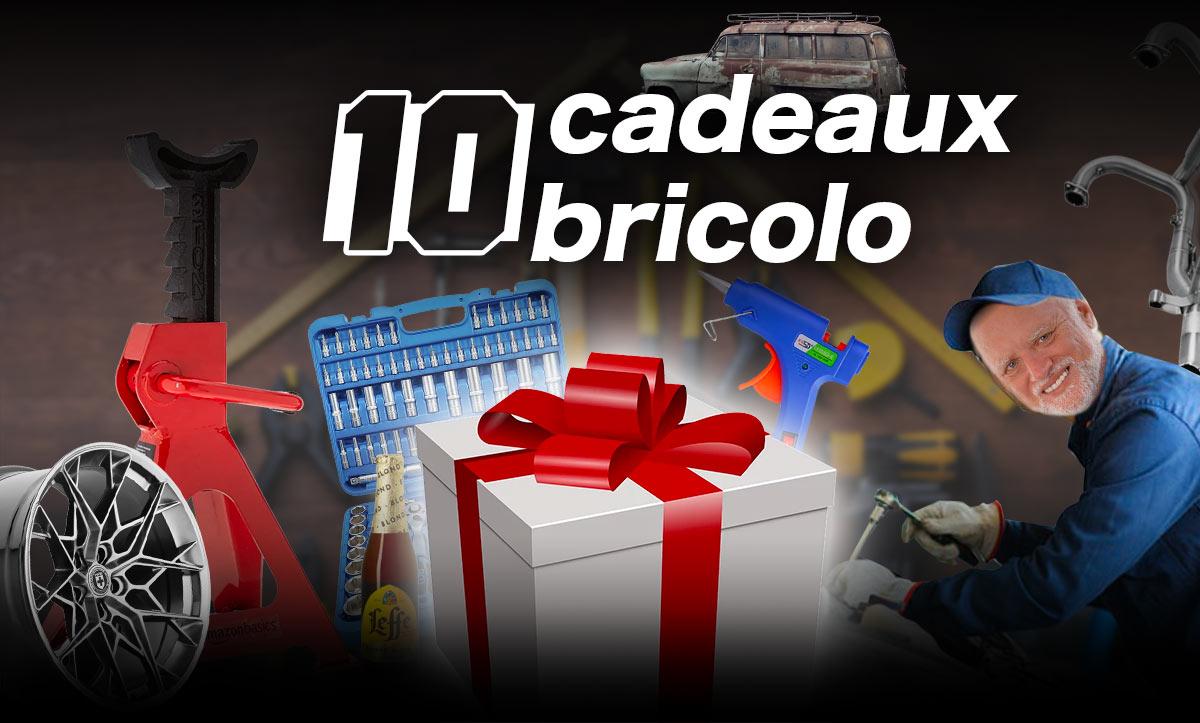 10 idées cadeaux bricoleur voiture