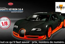 1/8 Collection Bugatti Veyron Altaya