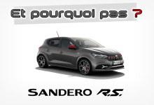 2020 Dacia Sandero 3 RS